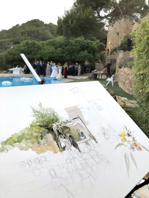 LIVE PAINTING IMG_5659